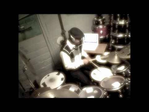 FunkFlash-Cee Lo Green- Cry Baby Drum Cover! mp3