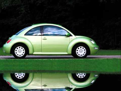 Volkswagen New Beetle '1998 2005