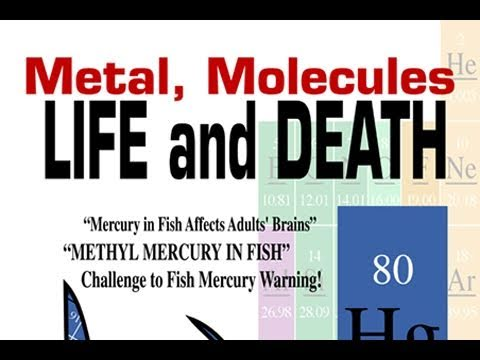 Public Lecture—Metals, Molecules, Life and Death