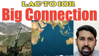 Big Connection between LAC & IOR | India – China Relations Angle | Tamil | Siddhu Mohan