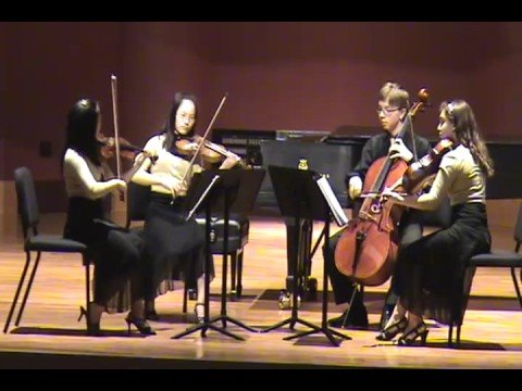 Two Pieces for String Quartet: Polka
