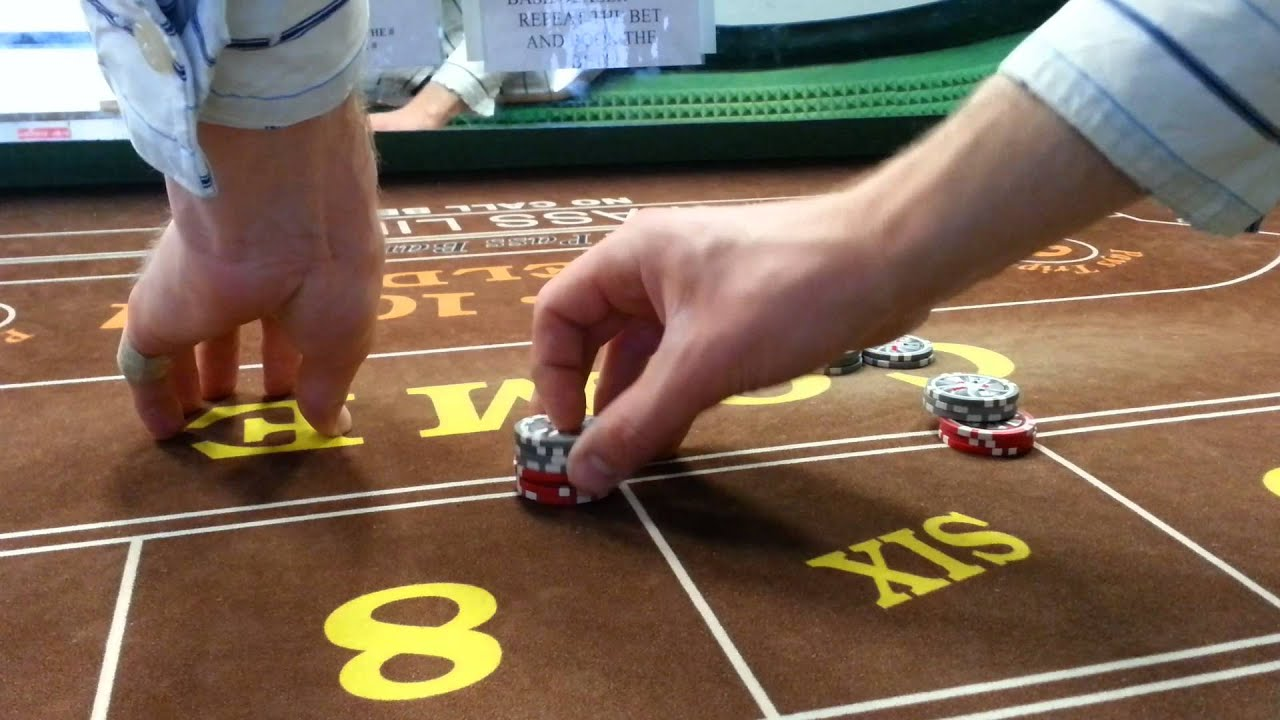 Dealing Craps For Dummies