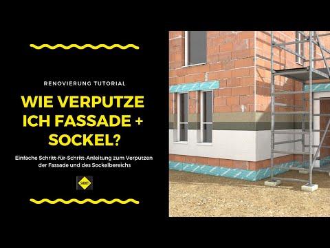 sockel haus streichen wohn design. Black Bedroom Furniture Sets. Home Design Ideas