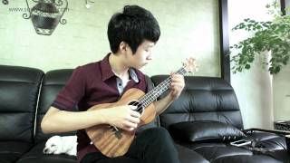 Repeat youtube video (Bruno Mar) Just The Way You Are  - Sungha Jung (Ukulele)