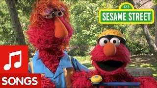 Sesame Street: Elmo Riding in the Park Song