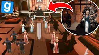 Gmod ITA - Nascondersi tra i personaggi di Games Of Thrones!