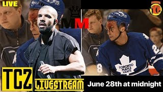 TC84 LATE LIVE: Drake Signals War on June 28th at Midnight