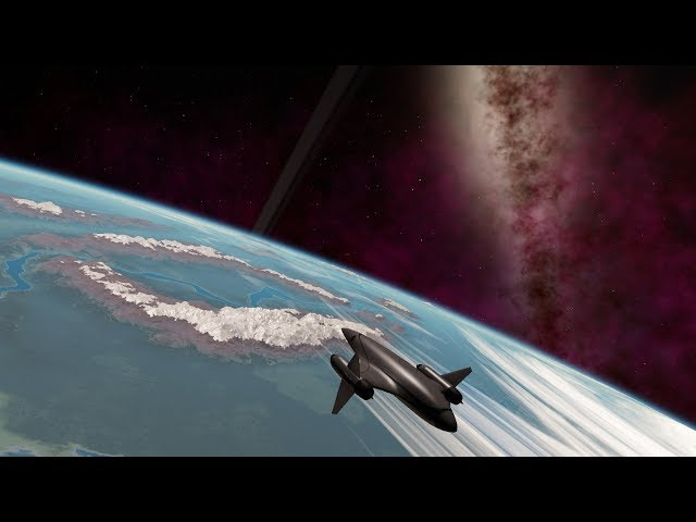 Journey to a New Earth -- Part 2, Arrival and Search -- Space Engine