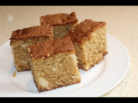 Jaggery Cake (Hakuru Cake)