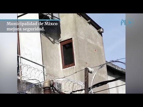 Municipalidad de Mixco mejora seguridad tras ataque armado