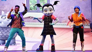 NEW Disney Junior Dance Party Full Show at Hollywood Studios with Vampirina, Mickey, Doc McStuffins