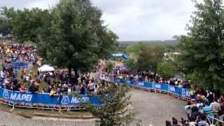 Libby Hill - 2015 UCI Road World Championships