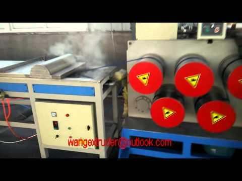 PET Broom Monofilament Making Machine Manufacturer China Qingdao