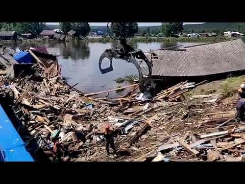 В Иркутской области продолжаются поисково-спасательные работы