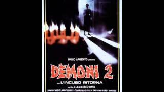 Demonica (Demoni 2) - Simon Boswell - 1986