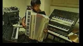 G SONG  Terry Riley  accordion version