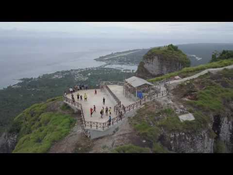 Bongao Tawi-Tawi aerial view