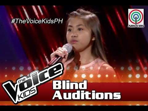 the voice kids philippines 2016 blind auditions because of you by maegan youtube. Black Bedroom Furniture Sets. Home Design Ideas