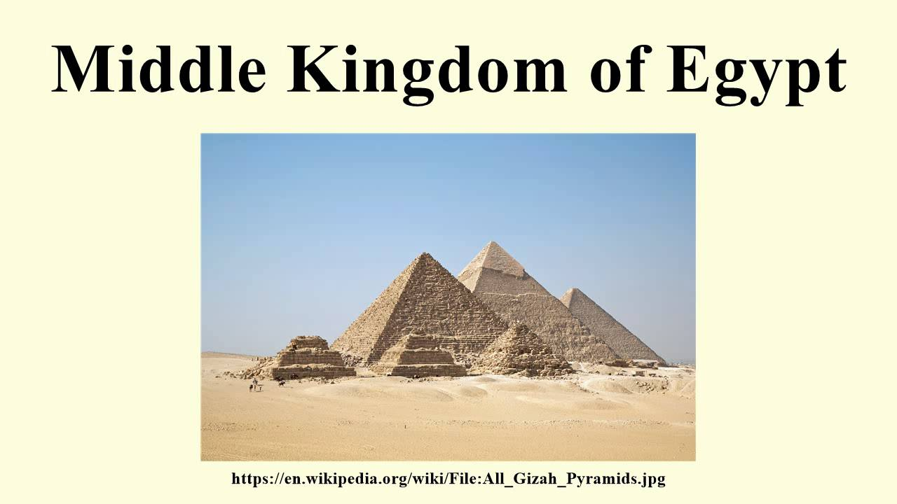 an analysis of the fall of the middle kingdom of egypt Burial customs in the middle kingdom reflect some of the political trends of this period during the eleventh dynasty , tombs were cut into the mountains of thebes surrounding the king's tomb or in local cemeteries in upper and middle egypt  thebes was the native city of the eleventh dynasty kings, and they preferred to be buried there.