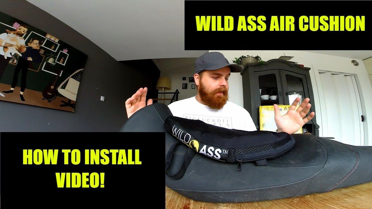 Ass in air video