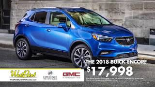 West Point Buick GMC ENCORE Rolling In A Hour