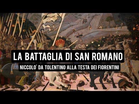 LA BATTAGLIA DI SAN ROMANO - PAOLO UCCELLO