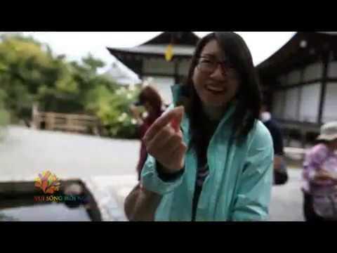 Cùng MC Nguyên Khang khám phá văn hóa Nhật Bản - Vui Sống Mỗi Ngày [VTV3 -- 05.12.2013]