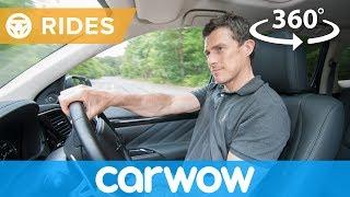 Mitsubishi Outlander PHEV 2018 360 degree test drive | Mat Watson Reviews thumbnail