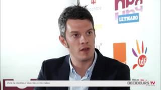 Colloque NPA-Le Figaro : Maxime Baumard, IADVIZE