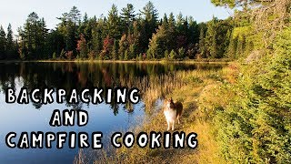 Backpacking and Campfire Cooking