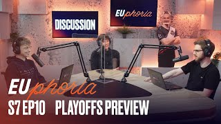 Playoffs Preview | EUphoria | 2021 LEC Spring S7 EP10