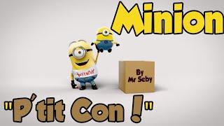 "Minion - ""P"
