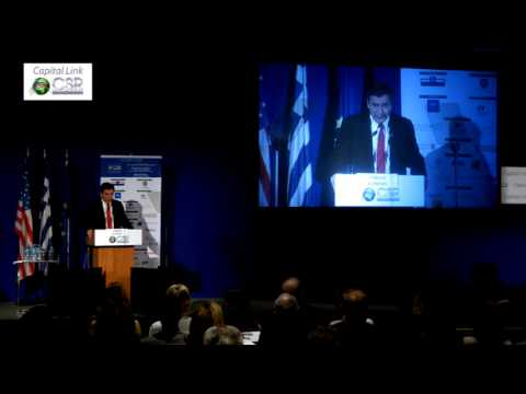 2017 7th Annual Capital Link CSR Forum-MAYOR OF ATHENS SPEECH