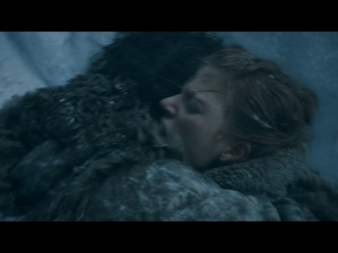 Game Of Thrones: Season 3 Episode 6 Clip: The Climb (HBO)