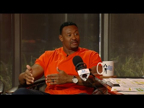 NFL Network Analyst Willie McGinest Talks Injuries in The NFL, TNF & More - 11/18/16