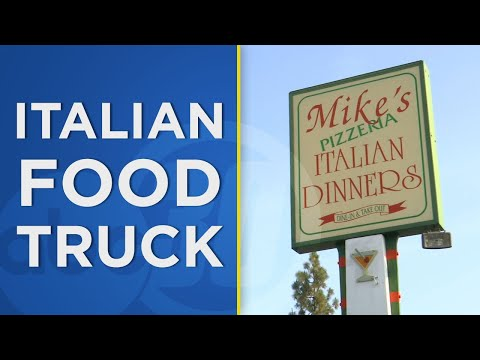 Fresno Italian Restaurant To Hit The Streets With Food Truck