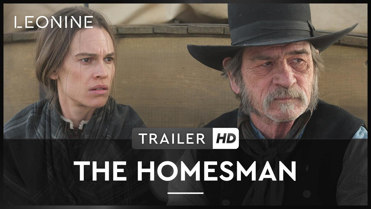 The Homesman - Trailer (deutsch/german)