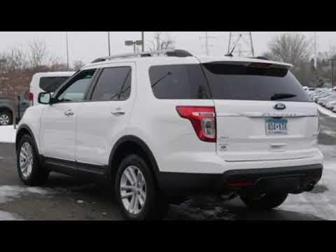 Used 2013 Ford Explorer Minneapolis MN Eden Prairie, MN #3716B11 - SOLD