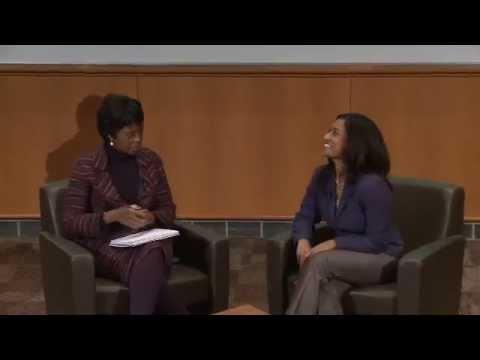 Roshini interviews CBS's Mellody Hobson