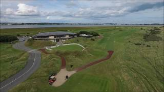St. Annes Golf Links (Drone)