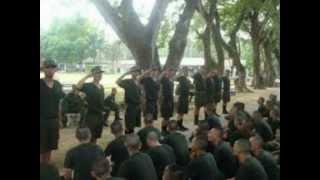 ทหารใหม่สั่งแฟน ศรีจันทร์ วีสี