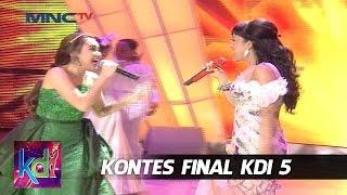 Julia Perez - Ayu Ting Ting Bara Bere Kontes Final KDI 2015 (26/5)