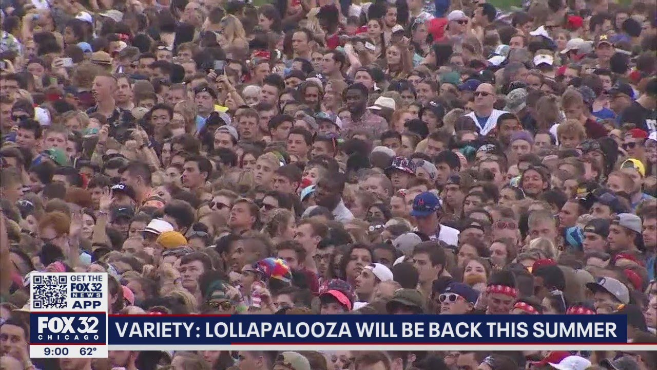 Lollapalooza 2021: Twitter reports from Day 1