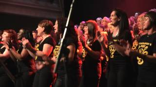 Back to Life - Soul II Soul cover by Edinburgh's Got Soul Choir - May 2015