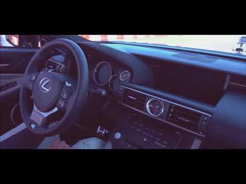 Teaser Lexus RC F