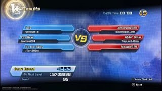 This fight all time up my team win