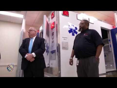 Governor Larry Hogan Visits Howard Community College (HCC)