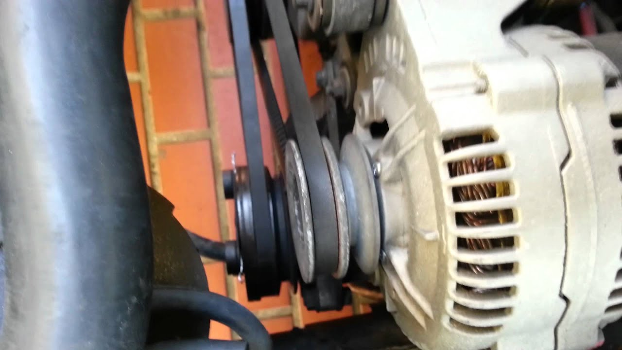 Volvo 940 B230ft Turbo A  C Compressor Fix  Repair  Rig-to-work