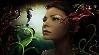 Celtic Mermaid Music - Underwater Cave