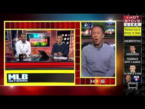 Ken Rosenthal on Craig Kimbrel Trade?